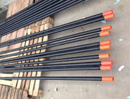 High Strength Hex Extension Drill Rod R38 Threaded Rock Drill Rod For Quarrying or Construction